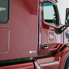 Ike Maintains Automation Will Add Truck Driving Jobs